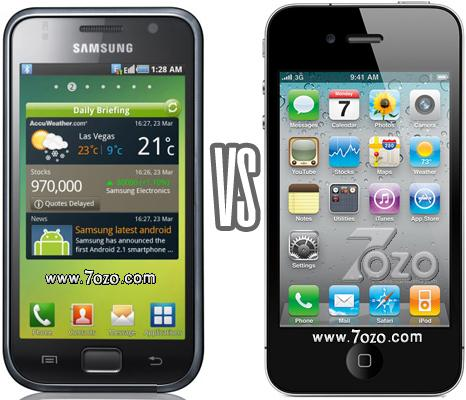 Apple vs. Samsung: Clash of the Titans